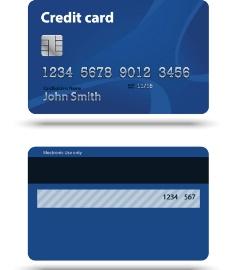 信用卡图片
