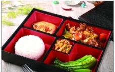 商务套餐饭图片