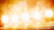 橙色背景设计视频素材