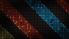 彩色光效粒子视频素材