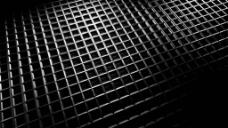 金属网格视频素材