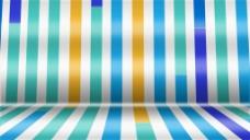 彩色条纹素材视频素材