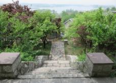 公园台阶图片