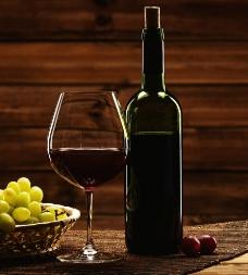 高档红酒图片