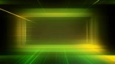 绿光背景设计视频素材