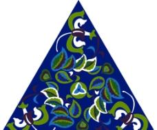三角形图案图片