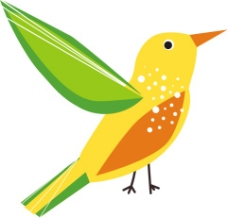 关于鸟的形象设计