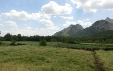 登封乡村景色图片
