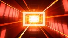 隧道视频素材