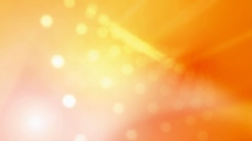 橙色精灵视频素材