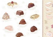 糖果茶点图标图片