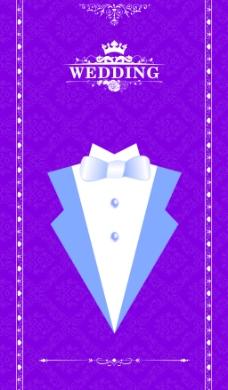 紫色副背景左