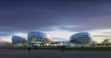 商业建筑景观设计图片