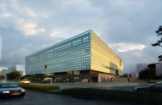 政府办公楼景观图片