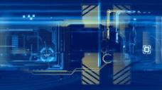 机械光视频素材
