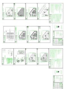 网吧消防设计图图片
