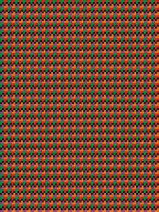 方形花色底纹无缝结合矢量图案图片