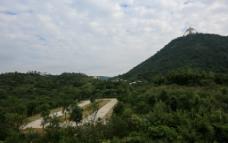 东部华侨城茶溪谷图片