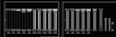 CAD欧式建筑构件罗马柱图片