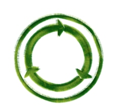 绿色图案图片