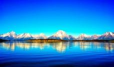 山色风景图片