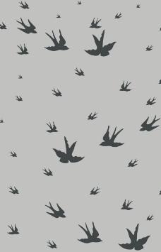 矢量燕子背景素材