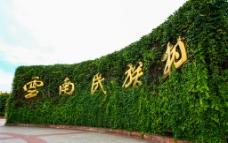 云南民族村图片