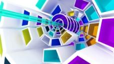 3D创意个性立体背景壁纸
