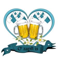 手绘啤酒节图片