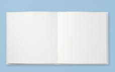 空白 本子图片