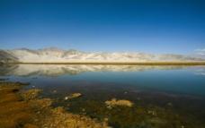 白沙山,沙湖图片
