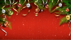 圣诞节场景视频素材