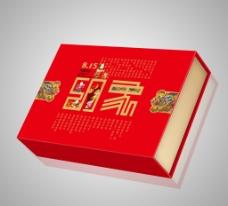 印象月饼礼盒图片