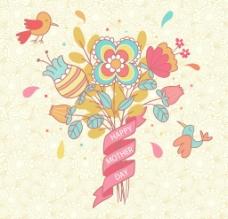 矢量清新花卉图片