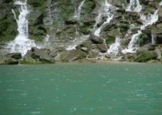 瀑布风景图图片