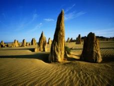 荒漠风景图片