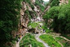 延庆峡谷图片