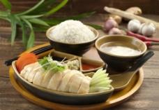 海南鸡饭图片