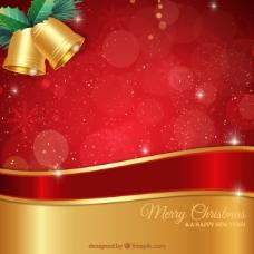 优雅的圣诞祝福