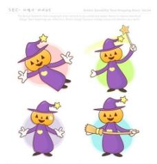 漫画儿童 卡通儿童 矢量 AI格式_0883