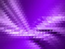 紫色的三角形的背景