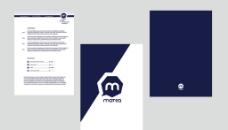 公司信纸设计图片