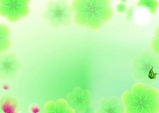 春天背景图图片