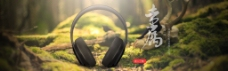 耳机海报  专属自己的世界