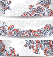 典雅花纹底纹图片