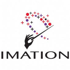 彩色标志创意logo设计