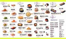 章鱼水煎肉菜单