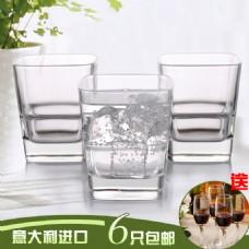 意大利简约玻璃杯主图