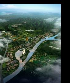 城市规划图