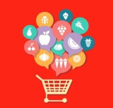 购物图标图片